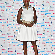 Floella Benjamin attends Women of the Year Lunch and Awards at Intercontinental Hotel Park Lane, London, UK. 15 October 2018.