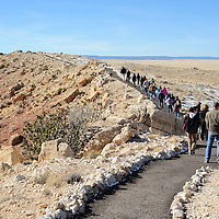 010214       Cable Hoover<br /> <br /> Meteor Crater