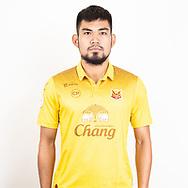 THAILAND - JUNE 29: Rangsan Wiroonsri #22 of Sukhothai FC on June 29, 2019.<br /> .<br /> .<br /> .<br /> (Photo by: Naratip Golf Srisupab/SEALs Sports Images/MB Media Solutions)