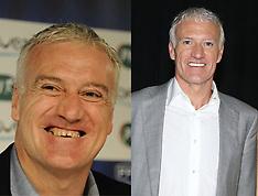 Didier Deschamps New Teeth - 10 Jan 2019