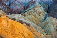 Golden Canyon in Death Valley National Park, California, USA