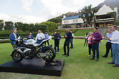 2018 BMW Motorrad HP4 Launch