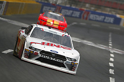May 26, 2018 - Concord, North Carolina, United States of America - Cole Custer (00) brings his race car down the front stretch during the Alsco 300 at Charlotte Motor Speedway in Concord, North Carolina. (Credit Image: © Chris Owens Asp Inc/ASP via ZUMA Wire)