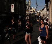 Milan , Via Torino