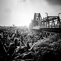 Vietnam | North | Hanoi | Landmark | Long Bien Bridge