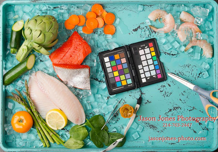 Seafood Photography