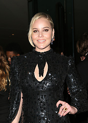 7 January 2018 -  Beverly Hills, California - Abbie Cornish. 75th Annual Golden Globe Awards_Roaming held at The Beverly Hilton Hotel. Photo Credit: Faye Sadou/AdMedia