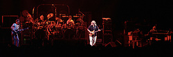 "Panoramic View of The Grateful Dead Live at the Hampton Coliseum on 9 October 1989. One of the ""Formerly The Warlocks"" concerts. Limited Edition Photographic Prints available for purchase in Cart."