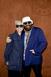 May 29, 2019 - Paris, France, FRANCE - Jeanne Added accompagnee (Credit Image: © Panoramic via ZUMA Press)