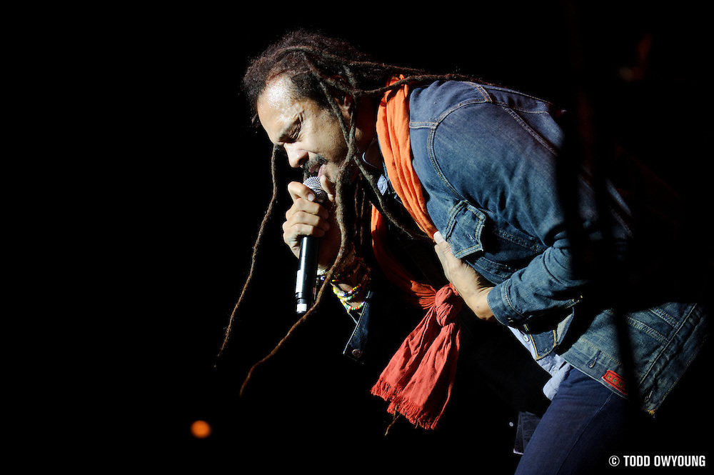 Michael Franti & Spearhead performing In St. Louis at the Pageant on October 5, 2010