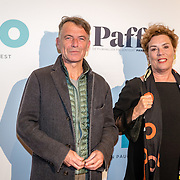 NLD/Amsterdam/20161005 - Filmpremiere Tonio, Raymond Thiry en partner