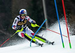 PINTURAULT Alexis of France during the Audi FIS Alpine Ski World Cup Men's Slalom 58th Vitranc Cup 2019 on March 10, 2019 in Podkoren, Kranjska Gora, Slovenia. Photo by Matic Ritonja / Sportida