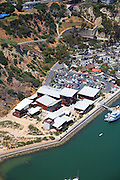 Vertical Aerial Photo of Dana Point Marine Ocean Institute