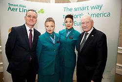 Alan Molloy - Aer Lingus<br /> <br /> Amy Lockhart - Aer Lingus<br /> <br /> Nicky Dempsey - Aer Lingus<br /> <br /> Roddy Feely - IUSC
