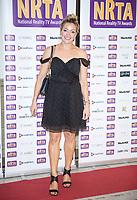 Jack Maynard at the National Reality TV Awards in Porchester Hall  london photo by Brian Jordan