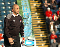 Photo: Kevin Poolman.<br />Wycombe Wanderers v Walsall. Coca Cola League 2. 17/03/2007. Walsall manager Richard Money.