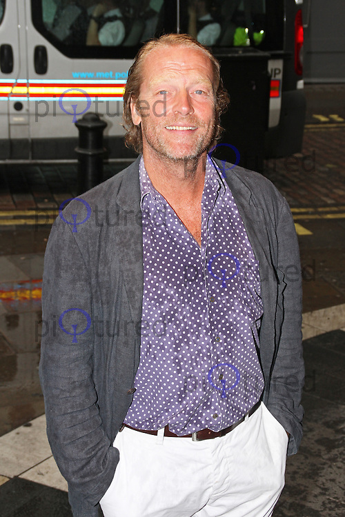 Iain Glen, The Curious Incident of the Dog in the Night-Time - Press Night, Gielgud Theatre, London UK, 08 July 2014, Photo by Brett D. Cove