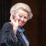 NLD/Amsterdam/20181206 - Koninklijke Familie bij Prins Claus prijs, Prinses Beatrix