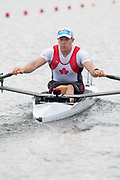 Poznan, POLAND, 21st June 2019, Friday, Morning Heats, FISA World Rowing Cup II, Malta Lake Course, © Peter SPURRIER/Intersport Images,<br /> <br /> 09:19:59