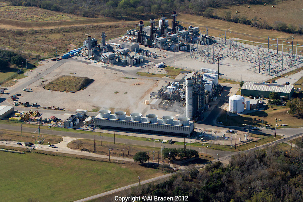 Sand Hill Energy Center, combined cycle  natural gas plant, 480 MW, Austin, TX