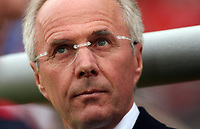 Photo: Chris Ratcliffe.<br /> <br /> England v Trinidad & Tobago. Group B, FIFA World Cup 2006. 15/06/2006.<br /> <br /> Sven Goran Eriksson, coach of England.
