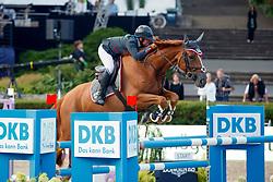 Goldstein Danielle, ISR, Lizziemary<br /> CSI5* Championat de Deutschen Kreditbank AG von Berlin<br /> Longines Global Champion Tour of Berlin 2017<br /> © Hippo Foto - Dirk Caremans