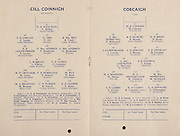 National Hurling League Semi-Final.Semple Stadium, Thurles, Co. Tipperary.04.04.1976  4th April 1976.Kilkenny v Cork
