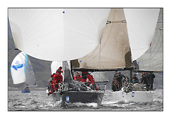 Brewin Dolphin Scottish Series 2011, Tarbert Loch Fyne - Yachting - Day 1 of the 4 day series...IRL3939 ,Antix ,Anthony O'Leary, Royal Cork YC ,Ker 39.