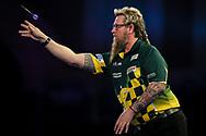 Simon Whitlock during the World Darts Championships 2018 at Alexandra Palace, London, United Kingdom on 19 December 2018.