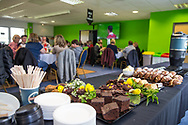 Carol Embrey suite during the Vanarama National League match between Forest Green Rovers and Chester FC at the New Lawn, Forest Green, United Kingdom on 14 April 2017. Photo by Shane Healey.