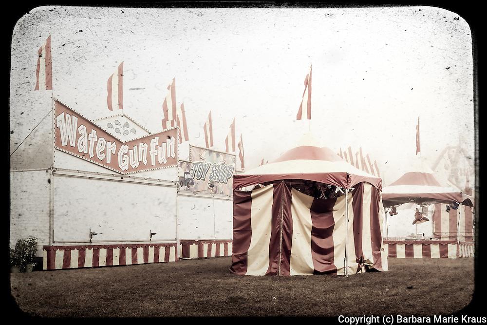 A Fair in the Fog