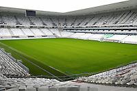 Vue interieur nouveau Stade de Bordeaux - 23.03.2015 - Visite du Stade de Bordeaux -<br />Photo : Caroline Blumberg / Icon Sport