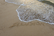 Illusion, Sunrise, Two Mile Hollow Beach, East Hampton, Long Island, NY