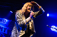 Grace Potter and the Nocturnals play the headlining set during the first day of the Grand Point North music festival on Saturday September 13, 2014 on the waterfront in Burlington, Vermont. (BRIAN JENKINS, for the Free Press)