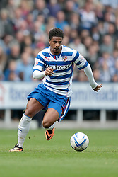 Reading's Garath McCleary - Photo mandatory by-line: Nigel Pitts-Drake/JMP - Tel: Mobile: 07966 386802 28/09/2013 - SPORT - FOOTBALL - Madejski Stadium - Reading - Reading V Birmingham City - Sky Bet Championship