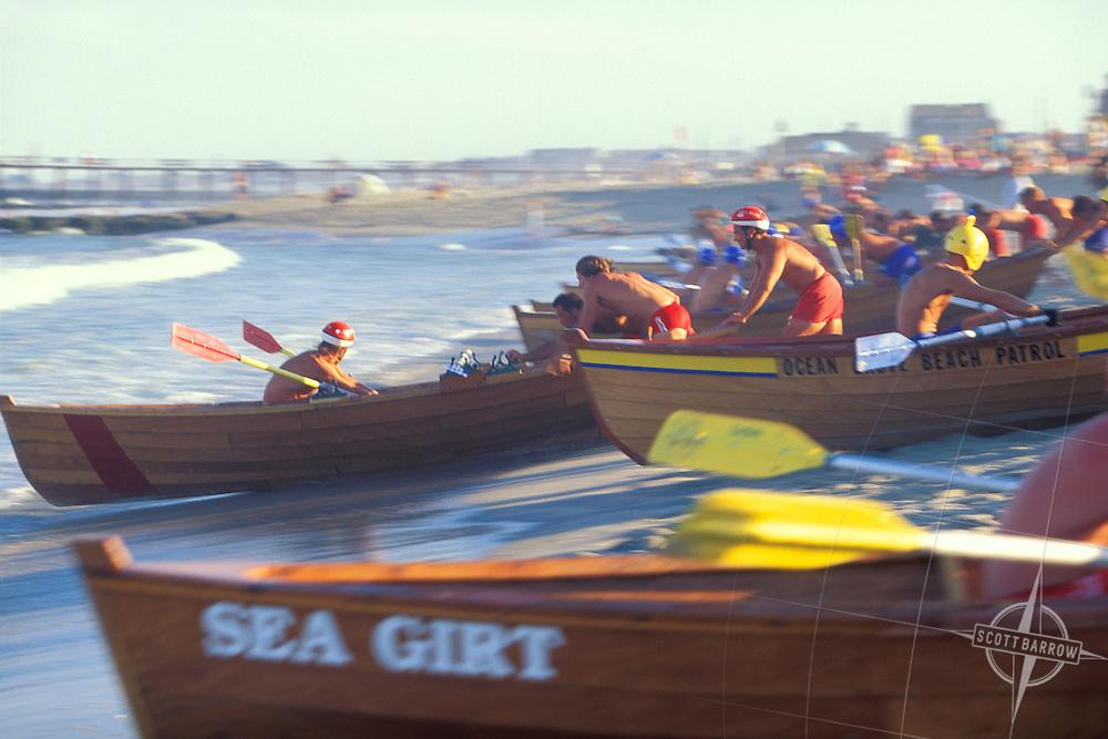 Ocean Grove Beach Patrol Competition