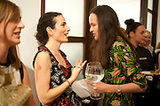 JANNA STELLA-SAWICKA; DOROTHEA JAFFE; BETTINA VON HASE, Galen and Hilary Weston host the opening of Beatriz Milhazes Screenprints. Curated by Iwona Blazwick. The Gallery, Windsor, Vero Beach, Florida. Miami Art Basel 2011