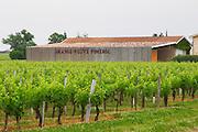 Chateau Grange Neuve Pomerol Bordeaux Gironde Aquitaine France