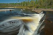 Rainbow Falls<br /> WHiteshell Provincial Park<br /> Manitoba<br /> Canada