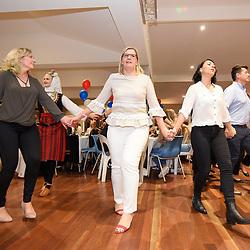 BRISBANE, AUSTRALIA - SEPTEMBER 28:  during the opening ceremony of the 31st annual Karadjordjev Kup on September 28, 2018 in Brisbane, Australia. (Photo by Patrick Kearney)