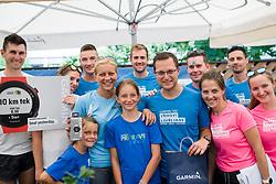 Garmin tek Vrhovi Ljubljane 2019, on July 20, 2019, , Ljubljana, Slovenia. Photo by SPS / Sportida