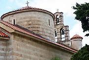 Budva, Montenegro The old town church of Holy Trinity