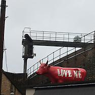 London. UK  London Bridge District, Borough market / Londres . le Borough market dans le quartier de London bridge
