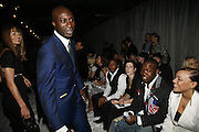 Oswald Boateng, Randy, Cherise, Nadia. DENIS SIMACHEV SHOWCASES AUTUMN/WINTER 06 MENSWEAR & WOMENSWEAR COLLECTIONS<br />
