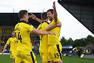 Oxford United v Burton Albion 250818
