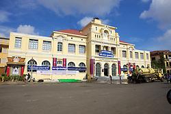 Post Office In Battambang