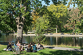 Lafontaine Park - Montreal
