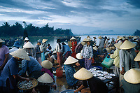 """Early morning at the fish market in Hoi An, Vietnam<br /> Available as Fine Art Print in the following sizes:<br /> 08""""x12""""US$   100.00<br /> 10""""x15""""US$ 150.00<br /> 12""""x18""""US$ 200.00<br /> 16""""x24""""US$ 300.00<br /> 20""""x30""""US$ 500.00"""