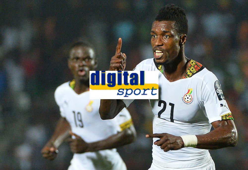 John Boye ( Ghana )<br /> joie