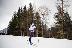 February 22, 2019 - Seefeld In Tirol, AUSTRIA - 190222 Johan Olsson, coach of team Sweden at a cross-country skiing training session during the FIS Nordic World Ski Championships on February 22, 2019 in Seefeld in Tirol..Photo: Joel Marklund / BILDBYRN / kod JM / 87881 (Credit Image: © Joel Marklund/Bildbyran via ZUMA Press)